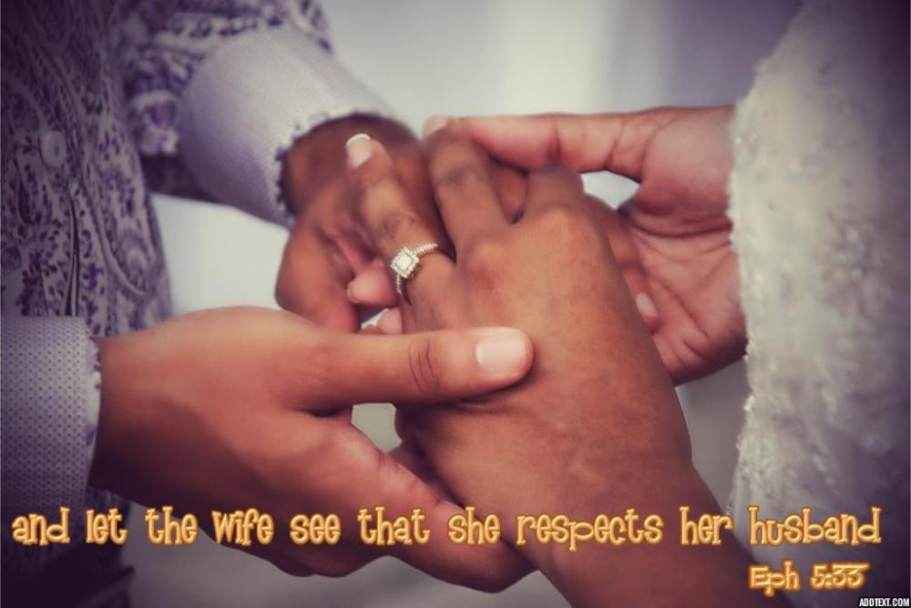 wife respect